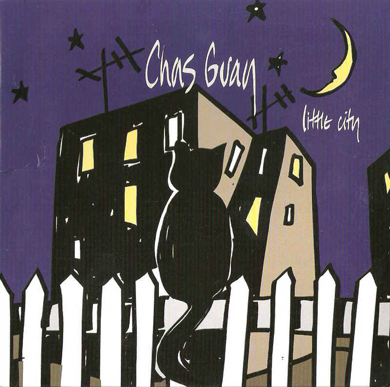 Little City - cover art
